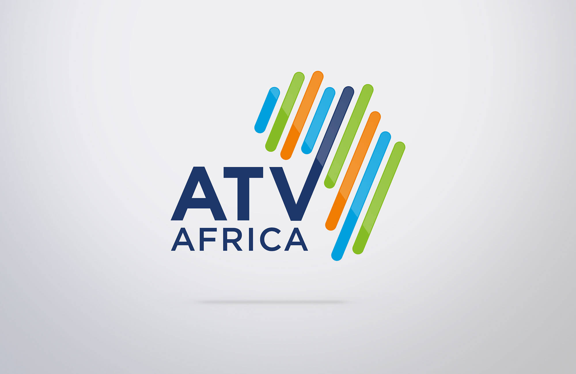 ATV Africa Logo Design