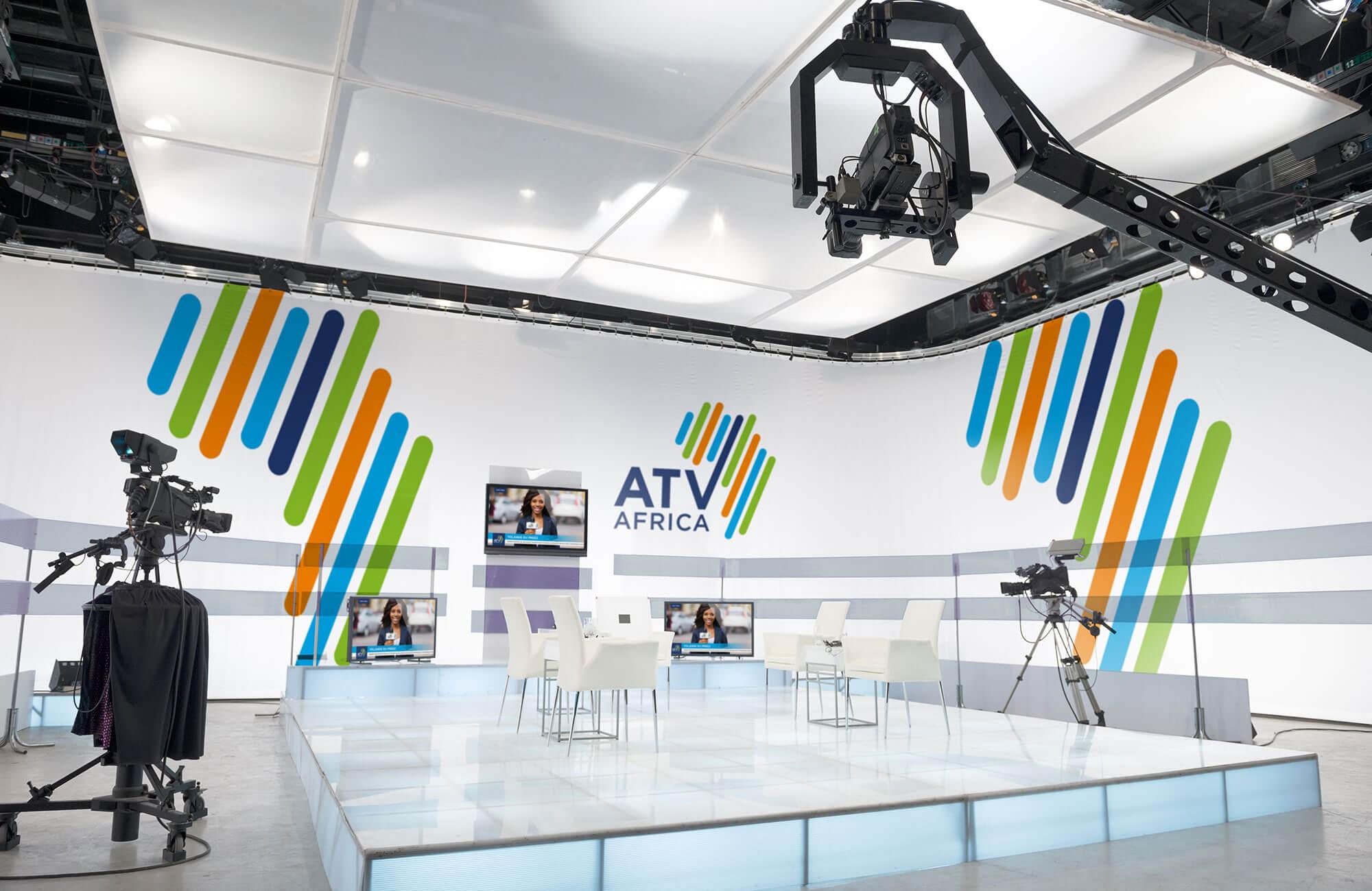 ATV Africa Studio Design Concept