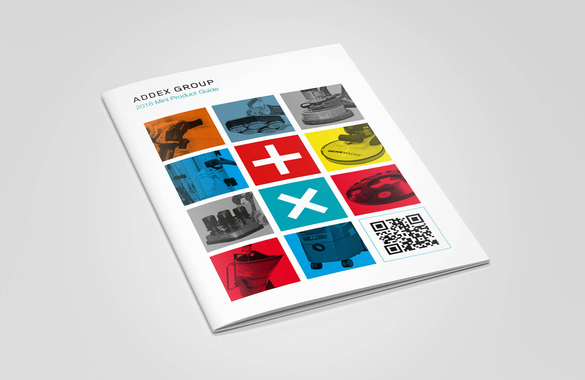 Addex Group Product Guide Design and Printing