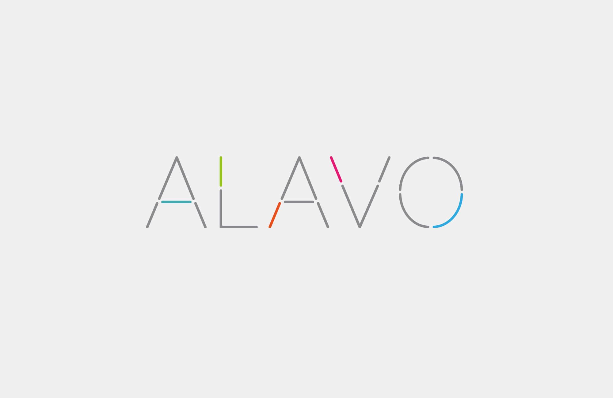 Alavo Logo Design