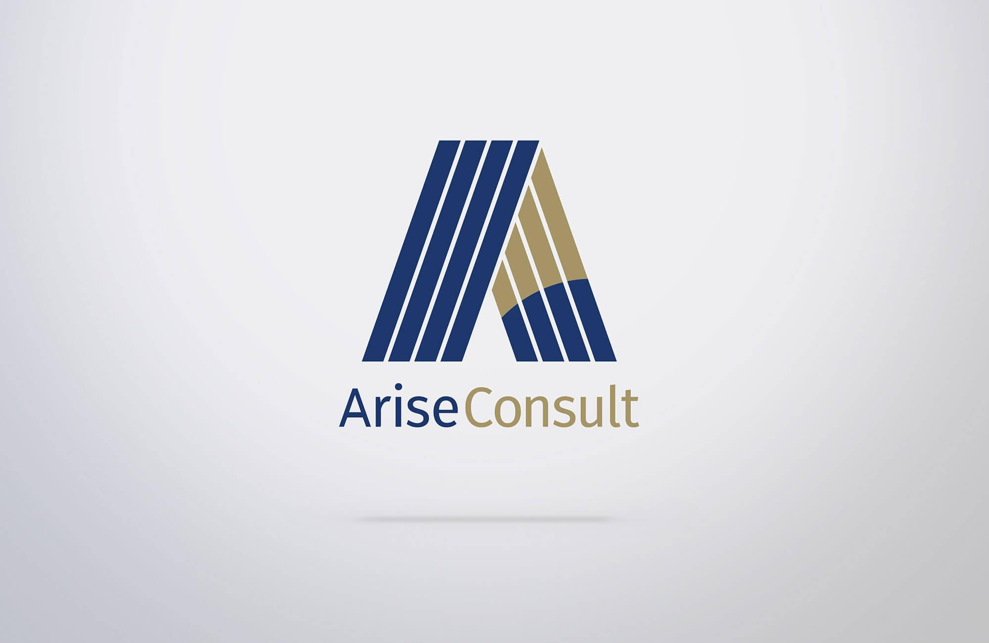 Arise Consult Logo Design