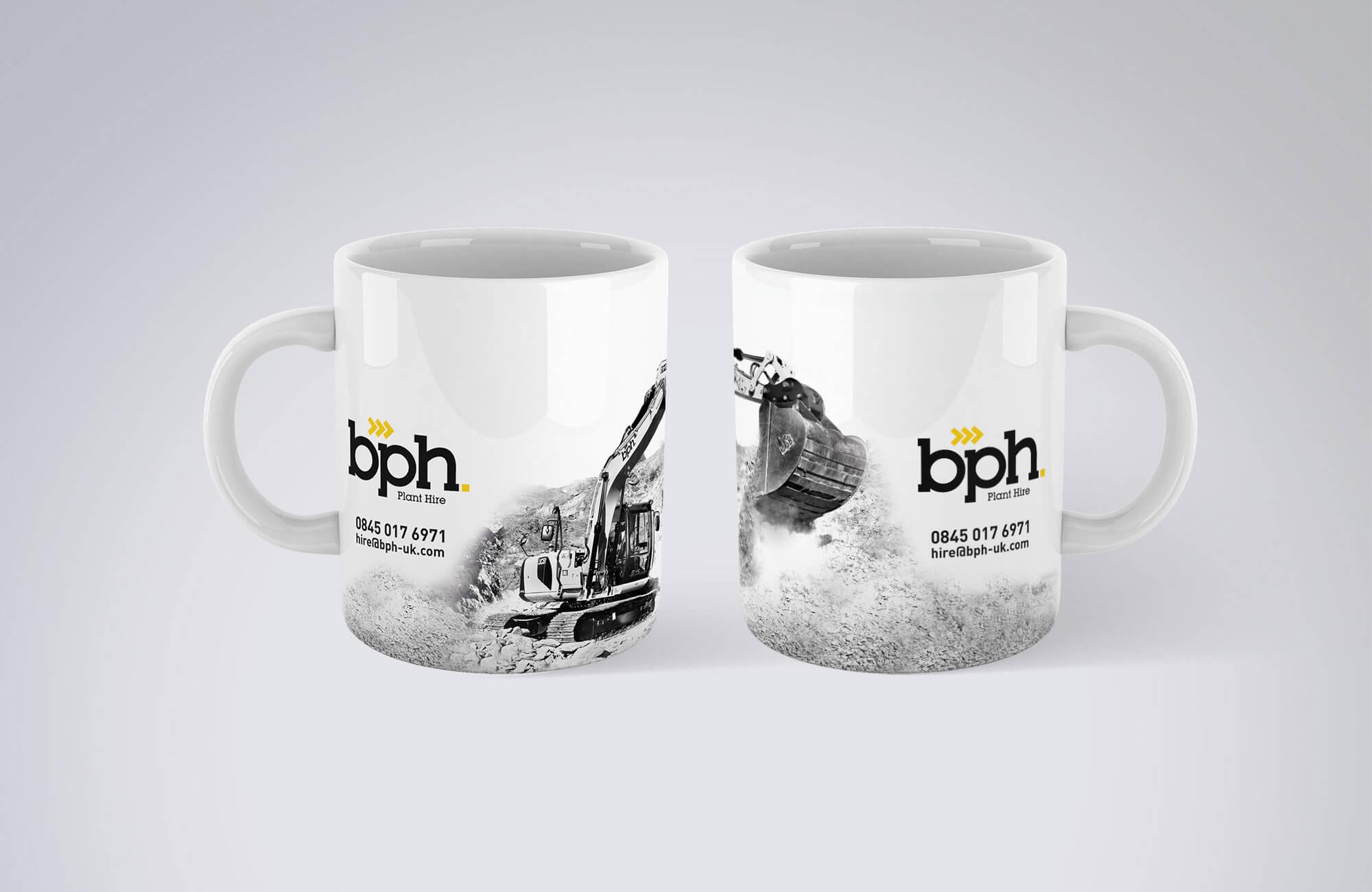 BPH Branded Mug