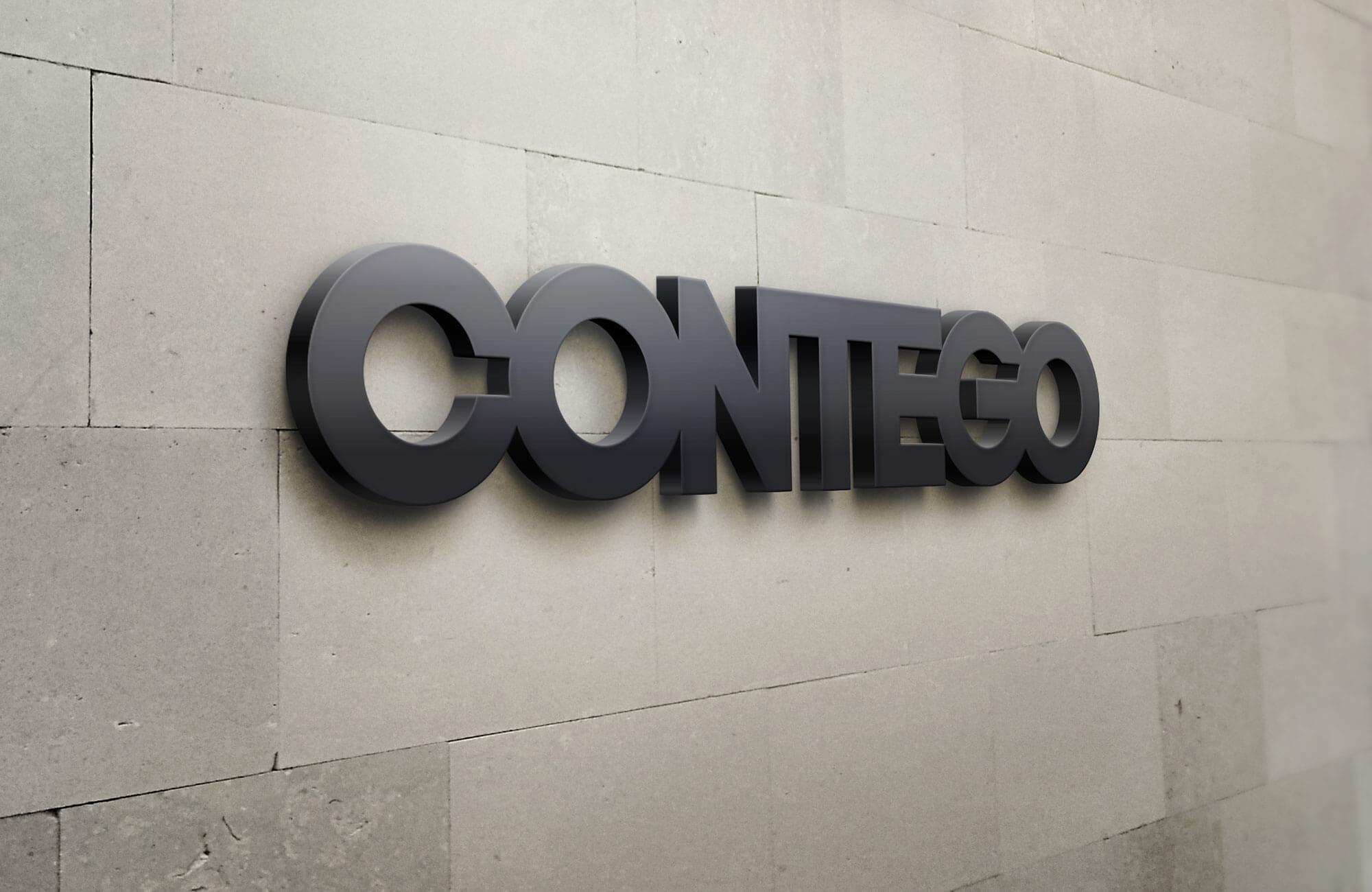 Contego Signage Design Concept