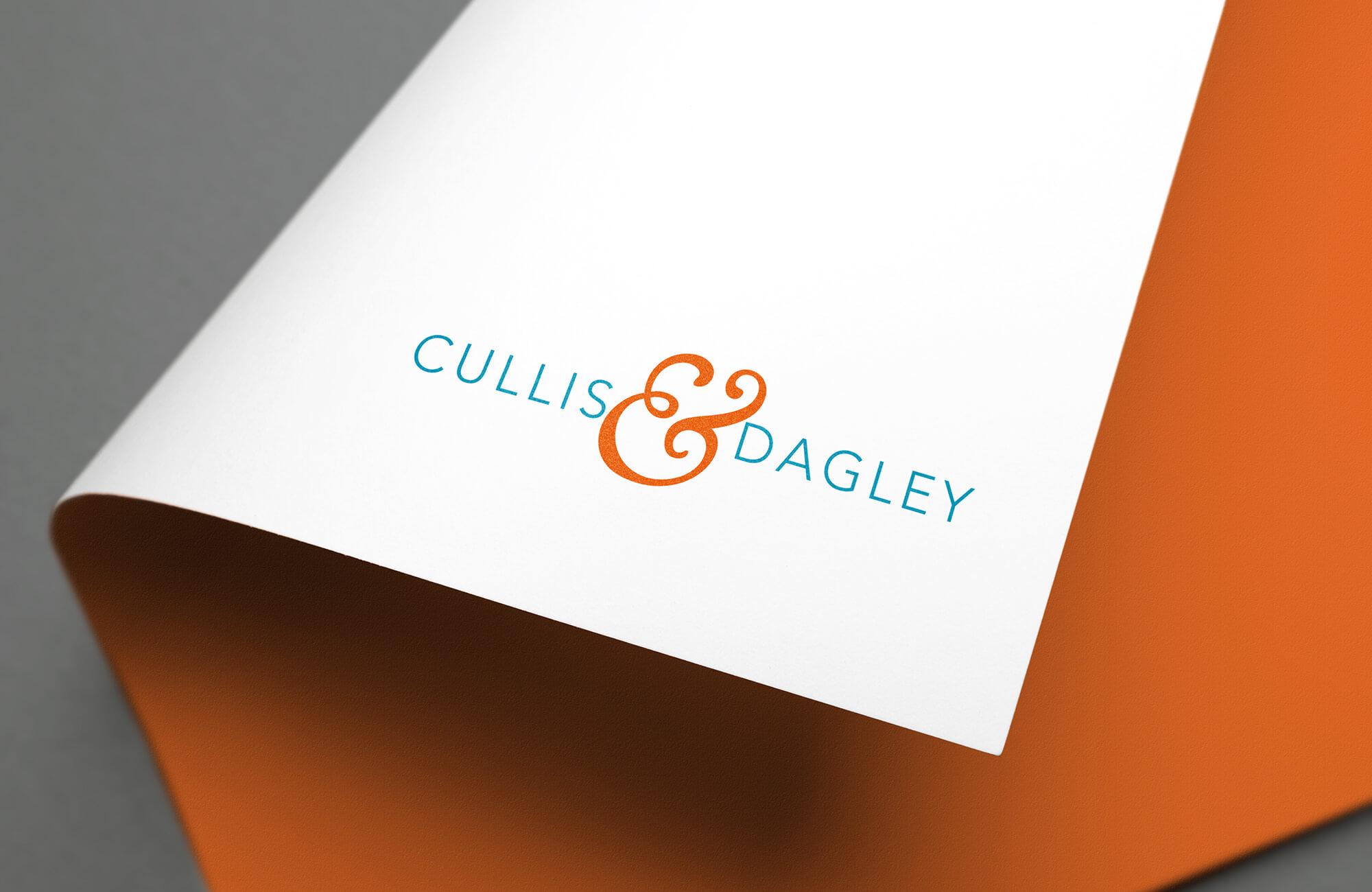 Cullis & Dagley Logo Design Concept