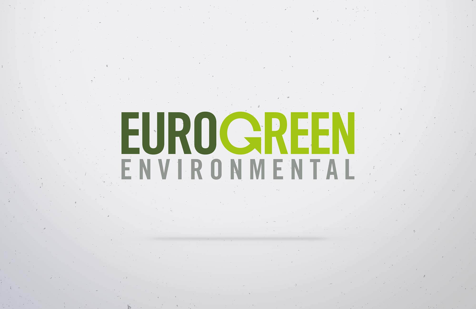 Eurogreen Logo Design