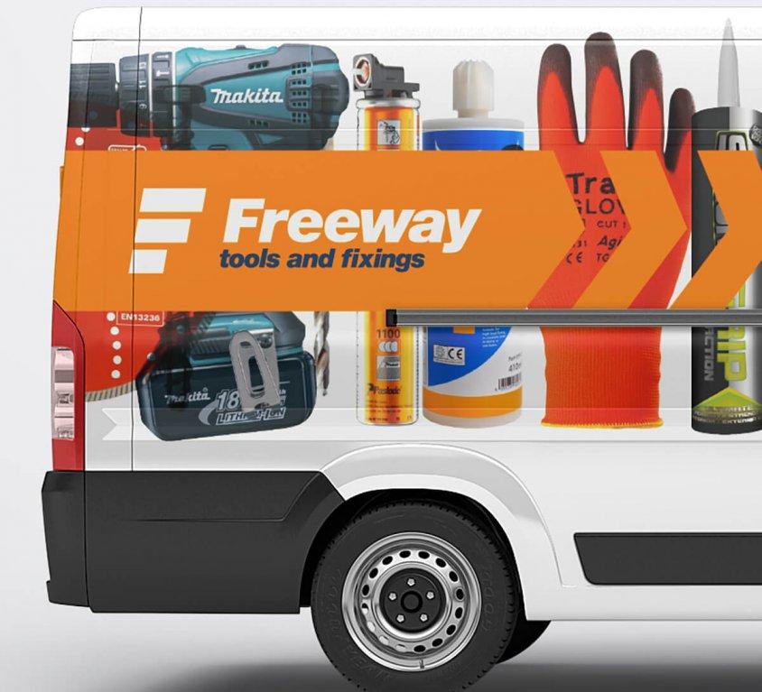 Freeway Tools & Fixings