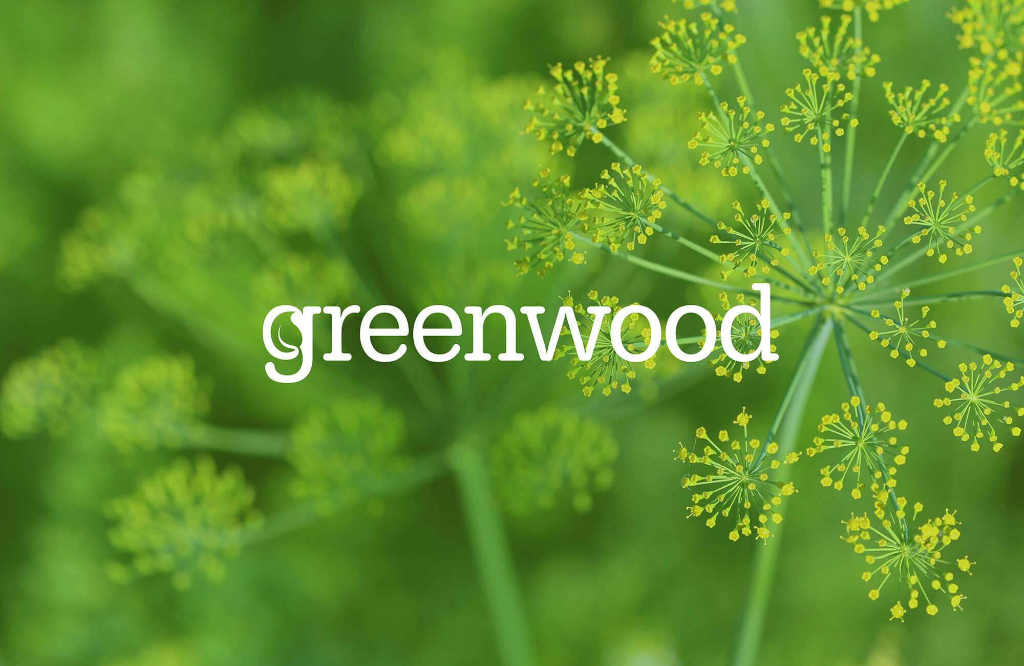 Greenwood Logo Design