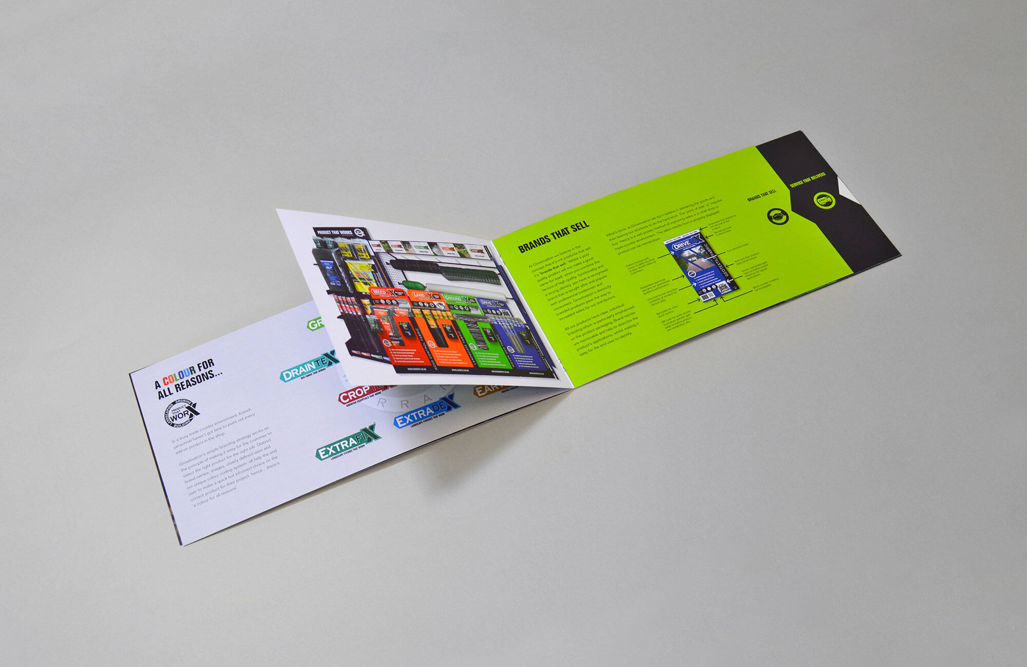 Growtivation Brochure Design and Print