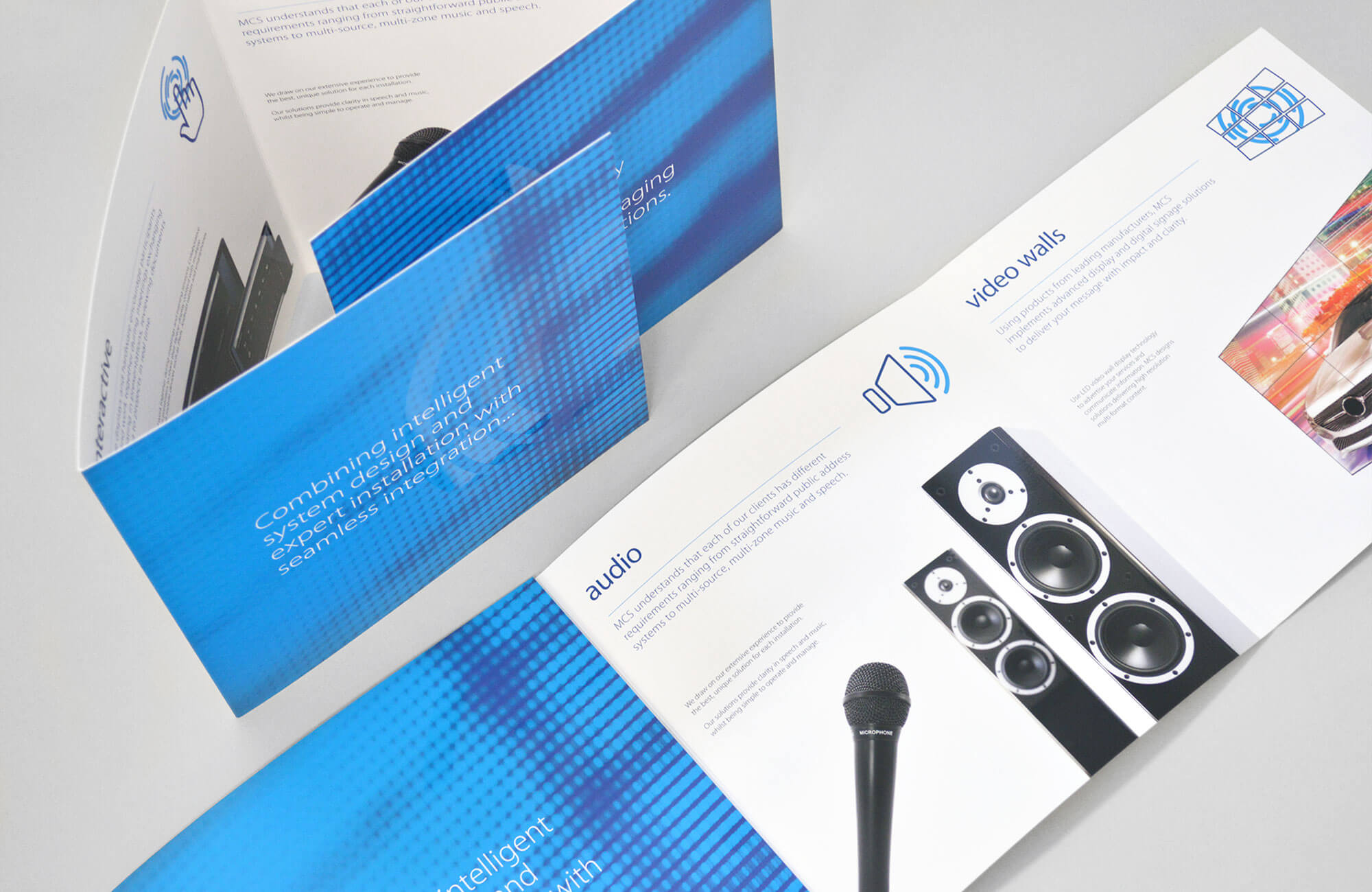 MCS Brochure Design and Printing