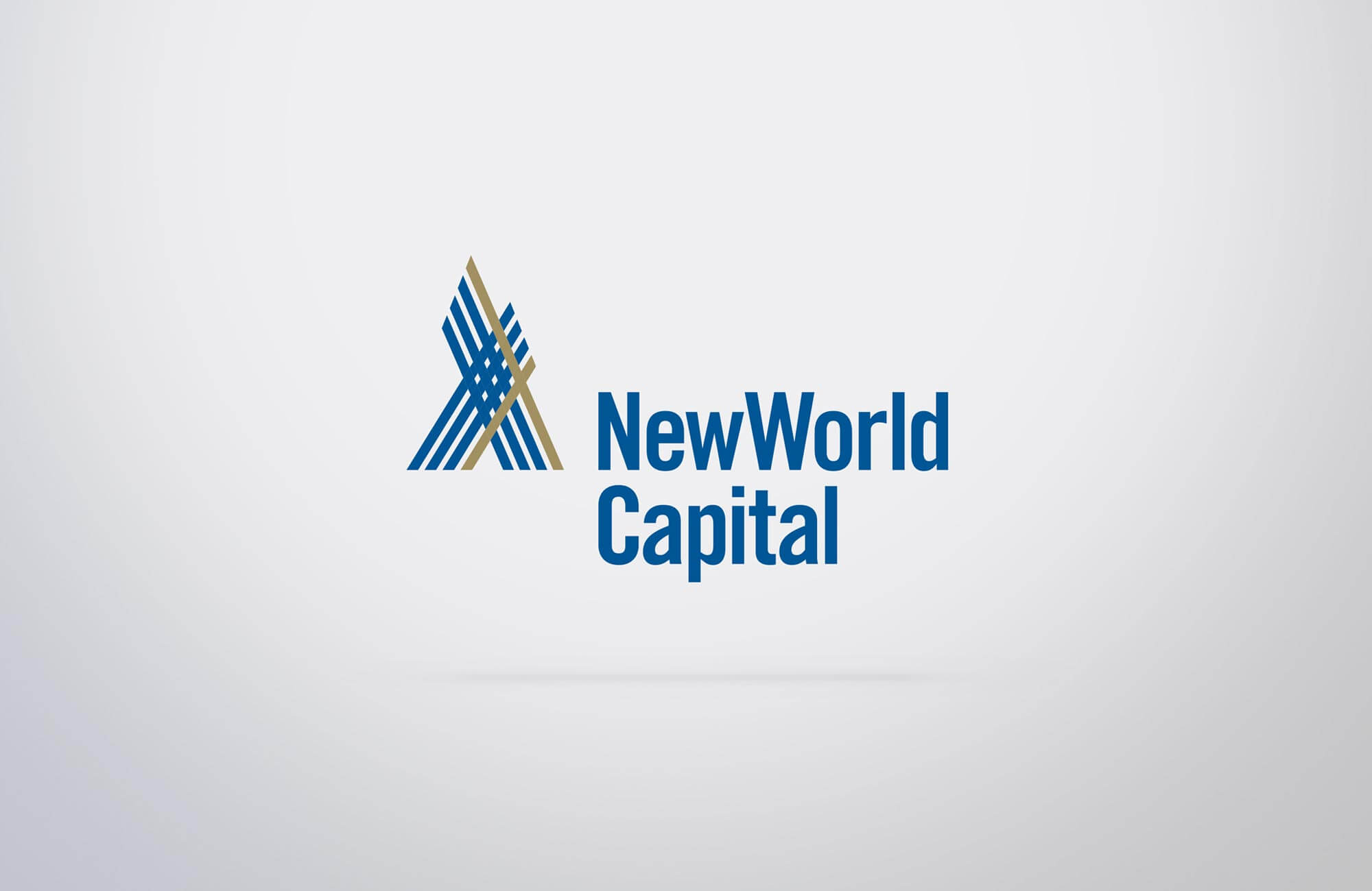 New World Capital Logo Design