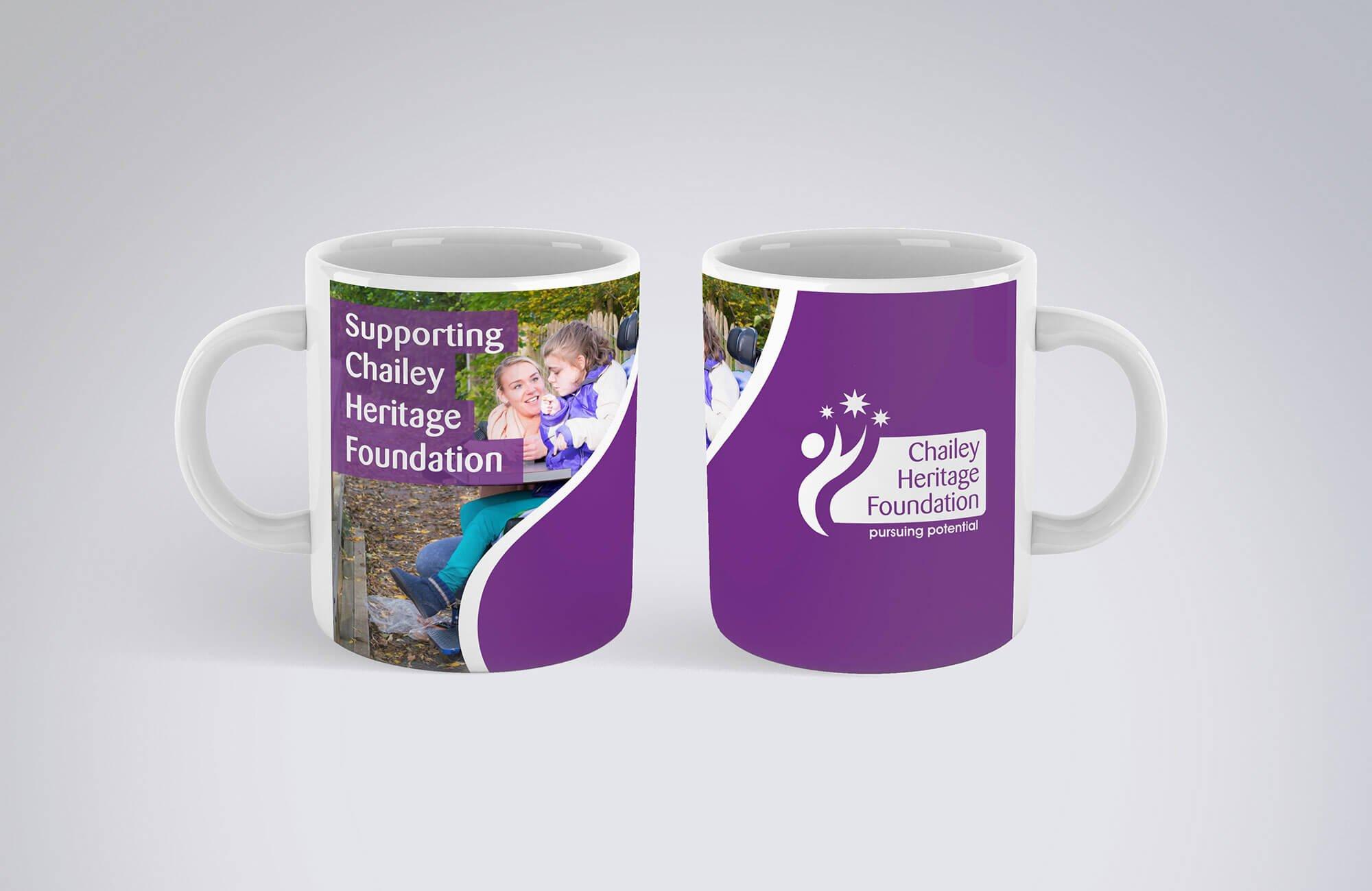 Chailey Heritage Branded Mug