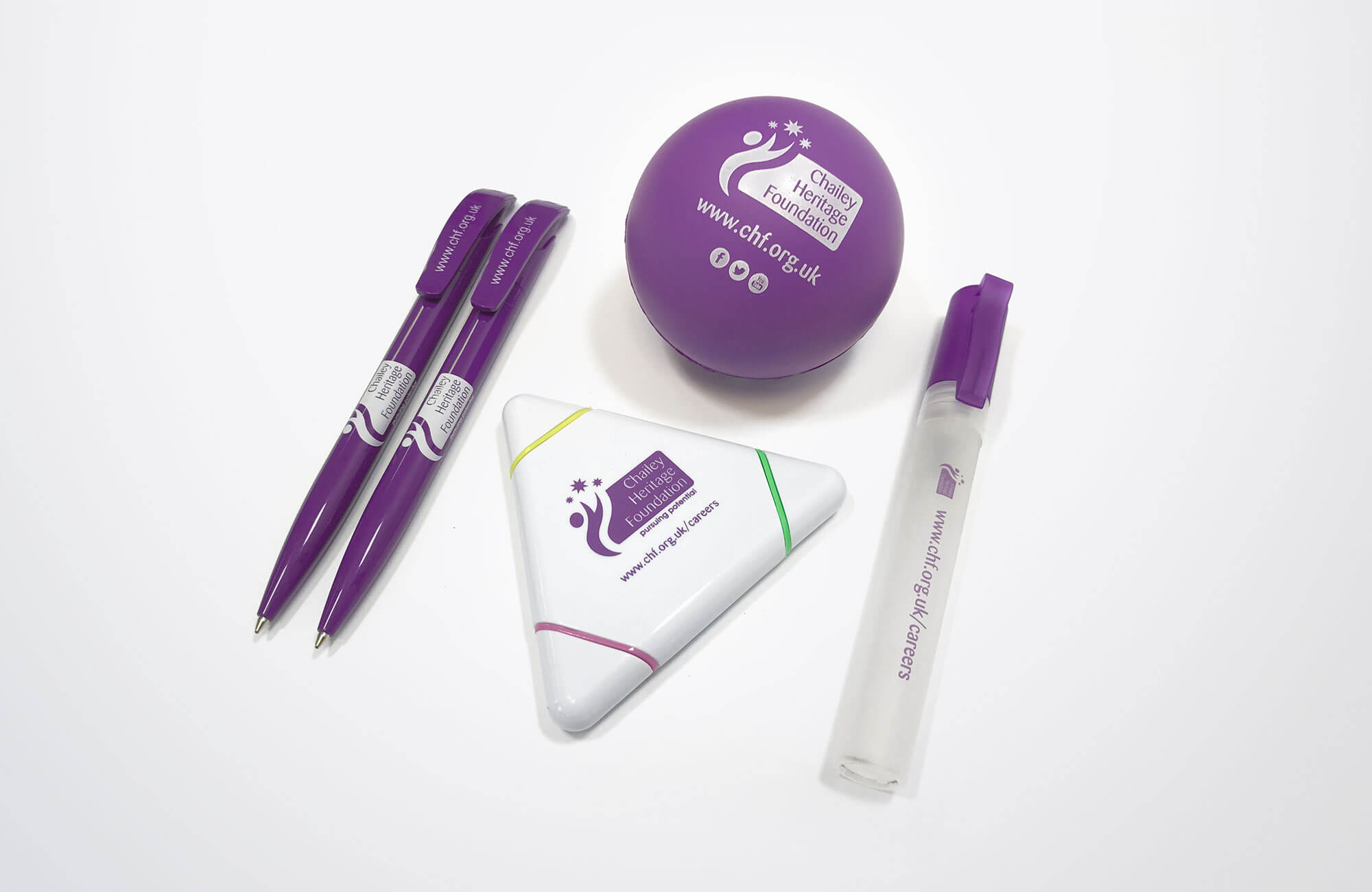 Chailey Heritage Branded Promotional Merchandise