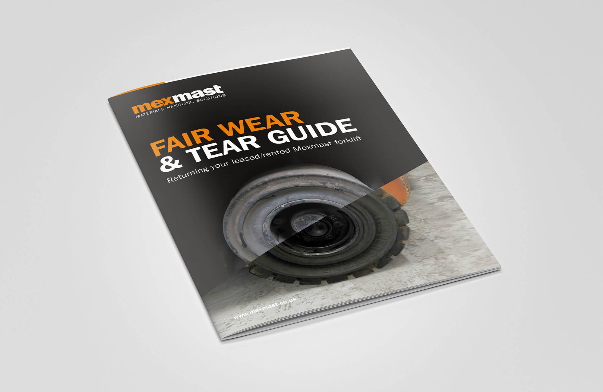 Mexmast Wear & Tear Guide Cover Design