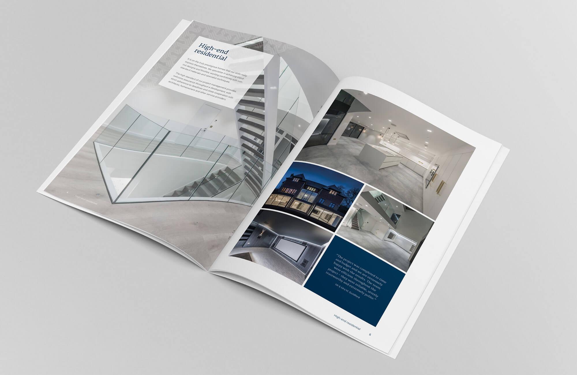 Cortec Brochure Design and Printing