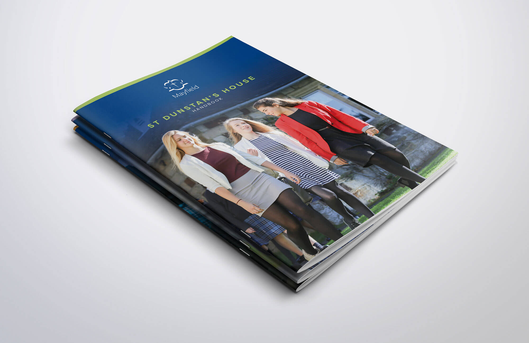 Mayfield School Boarding House Handbook Design & Print