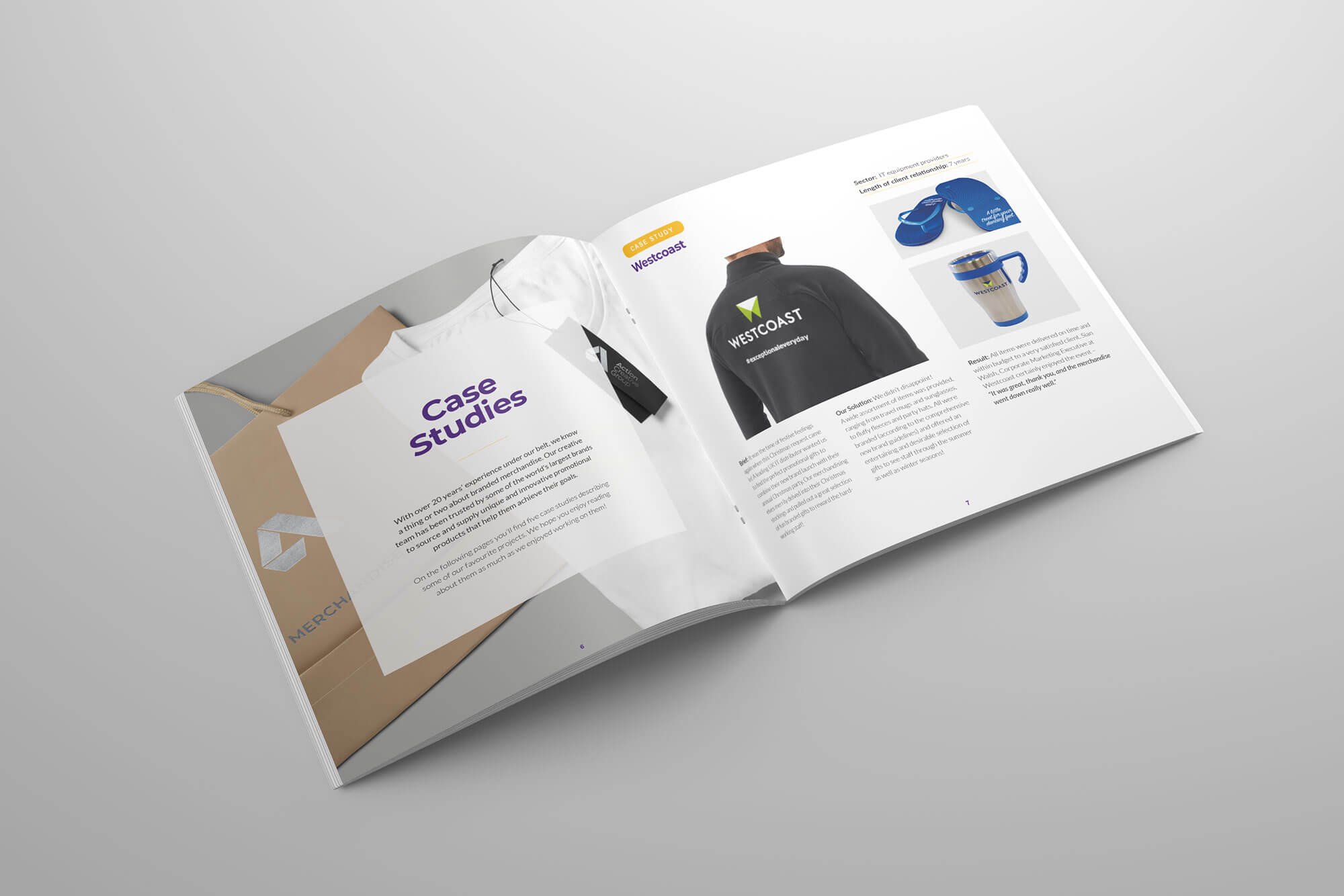 Action Promote Overview Brochure Inside Spread