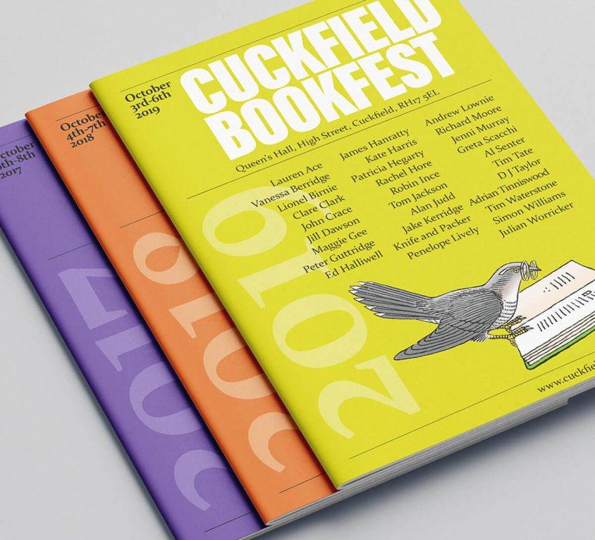Cuckfield Bookfest